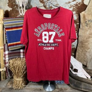 Aeropostale Men's T-Shirt Size L